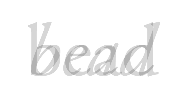 bead---regular-+-italic---letterforms---wmiii