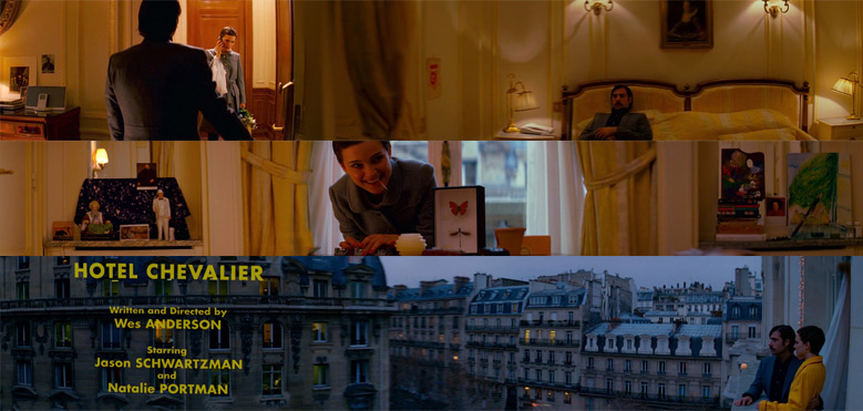 Film Panoramas: Wes Anderson's Hotel Chevalier