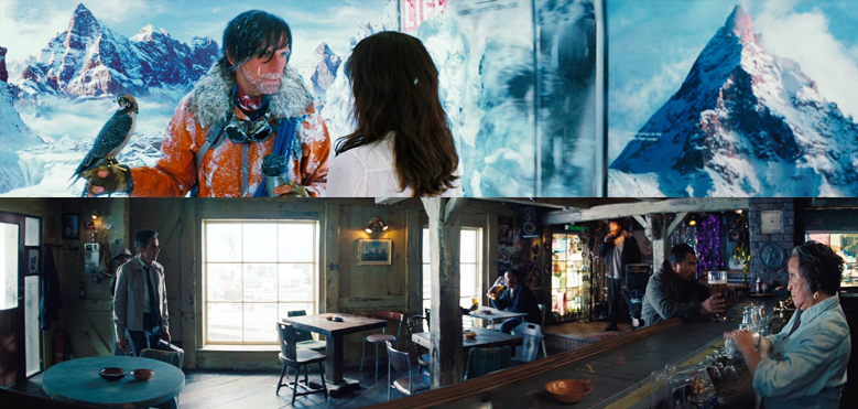 Film Panoramas: Ben Stiller's The Secret Life of Walter Mitty