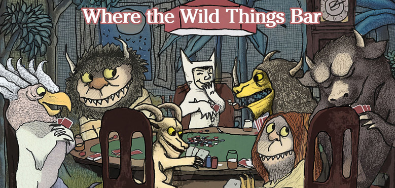 Where The Wild Things Bar